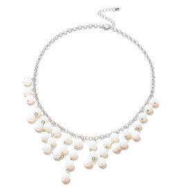 Opalite Necklace (Size 18 with 2 inch Extender) 224.00 Ct.