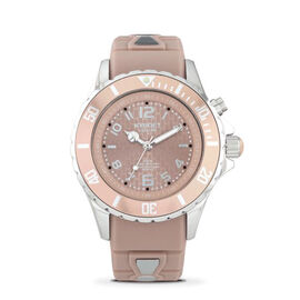 KYBOE Power Collection - Warm Taupe LED Watch 40MM - Rotating Bezel - 100M Water Resistance