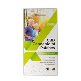 Tower Health: Tower Health CBD Patches - 30 Patches