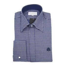William Hunt - Saville Row Forward Point Collar Shirt (Size 17.5)