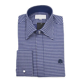 William Hunt - Saville Row Forward Point Collar Shirt (Size 18)