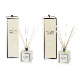 Heyland & Whittle: Clementine/Prosecco & Olive/Fig Diffusers