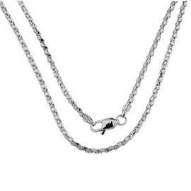 Sterling Silver Coryana Chain (size 18)