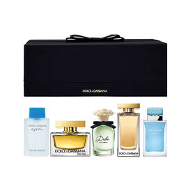 Dolce & Gabbana: Woman (5Piece Mini Set)