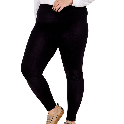 NOVA of London Curve Collection Soft High Waisted Legging (Size 20/24)