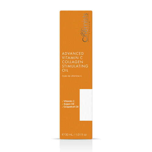 skinChemists: Advanced Vitamin C Collagen Stimulating Oil - 30ml