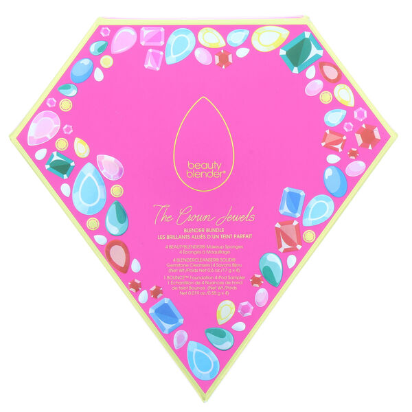 Beauty Blender: Crown Jewels - 8 Piece Set