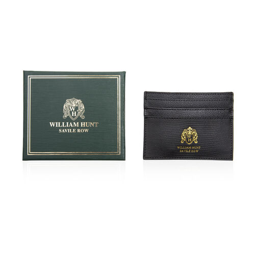 William Hunt - Saville Row 100% Genuine Leather Small Wallet