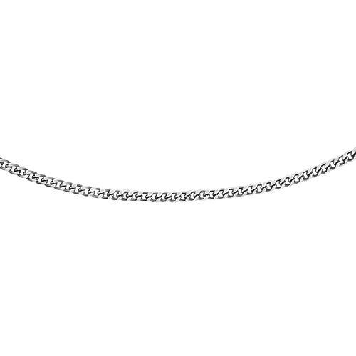 RHAPSODY 950 Platinum Curb Chain (Size 18)