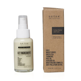 D.E.T.O.X Skinfood: Total Face Serum - 50ml