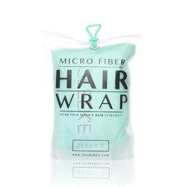 Sleeke: Microfibre Hair Wrap - Mint
