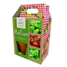 Taylors Italian Themed Grow Your Own Kit