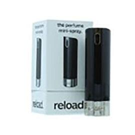 Reload Mini Perfume Spray - Black