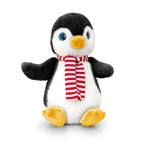 Penguin with Scarf (Size 58Cm)