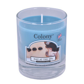 Wax Lyrical Small Glass Candle Day at the Spa (132g)