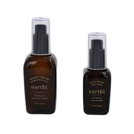 2 Piece Set - Tamarind & Turmeric Reviving Night Cream - 100 ML & Rose And Honey Facewash - 50 ML