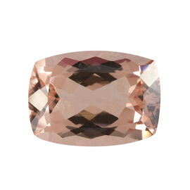 AAAA Morganite Cushion 18x13 Faceted 14.06 Cts
