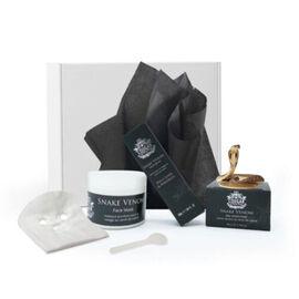 CB&CO: Wrinkle Killer Gift Set (Incl. Snake Venom Facial Serum - 30ml, Snake Venom Face Mask & Snake