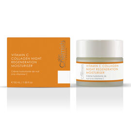 skinChemists: Advanced Vitamin C Collagen Night Regeneration Moisturiser - 50ml