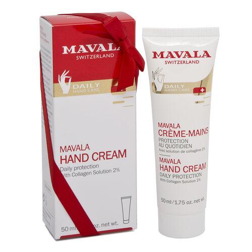 Mavala: Christmas Handcream With Red Ribbon - 50ml