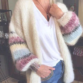 Kris Ana Knitted Cardigan