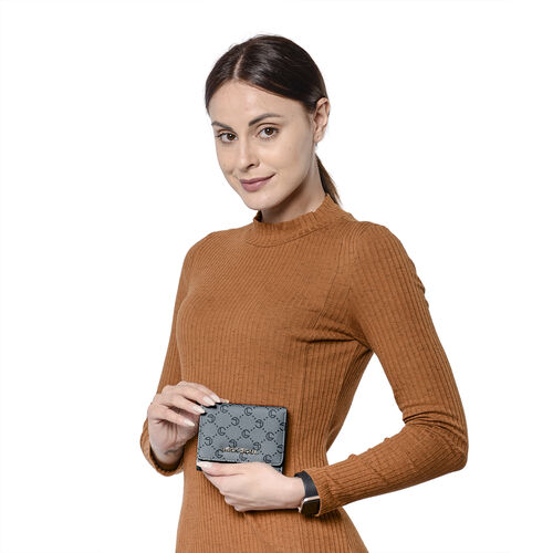 LOCK SOUL Three-Fold RFID Wallet - Green