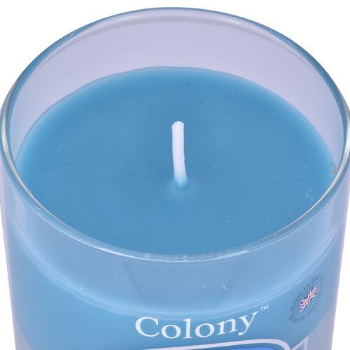 Wax Lyrical Small Glass Candle Coastal Breeze (132g)
