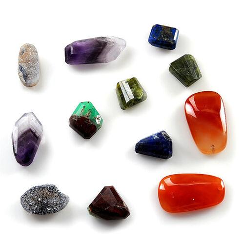Multi Gemstones 3A 350.000 Ct.