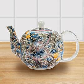 Lesser and Pavey - William Morris Golden Lily Tea Pot