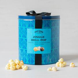 POPCORN SHED Jingle Bell Pop Gift Tin 380g