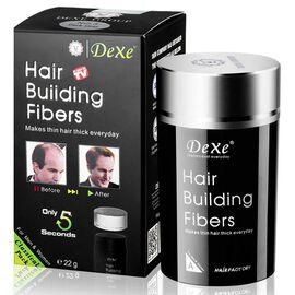 DeXe: Hair Building Fibres - Medium Brown