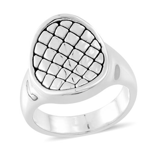 Sterling Silver Ring, Silver wt 4.50 Gms.