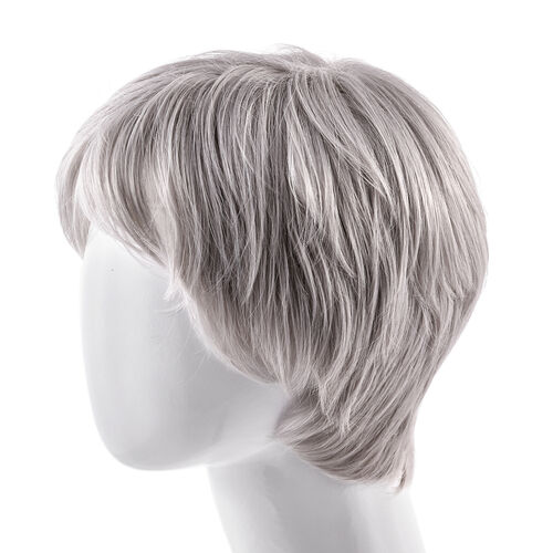Light Grey Colour Hair Wig