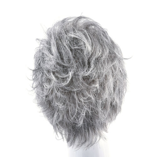 Easy Wear Wigs: Clare - Dark Grey