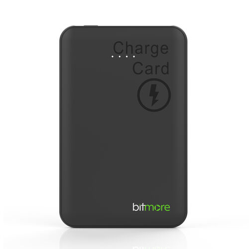 Bitmore Charge Card Powerbank - 3000mAh