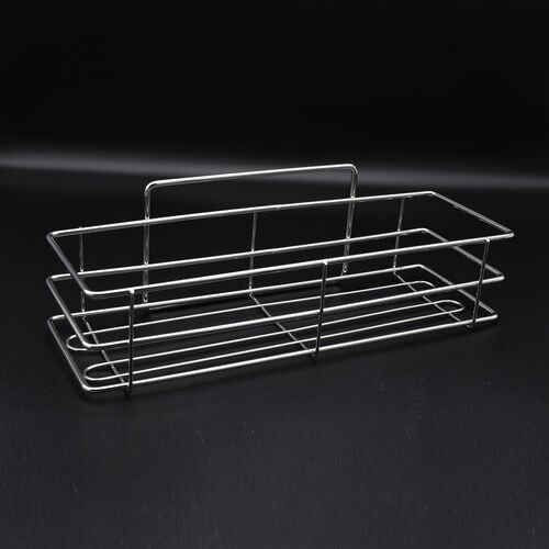 Bathroom Stainless Steel Rack (30x10x7cm)