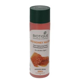 Biotique: Bio Honey Toning Water - 120ml