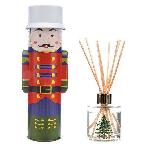Wax Lyrical: NutCracker Reed Diffuser - Windsor
