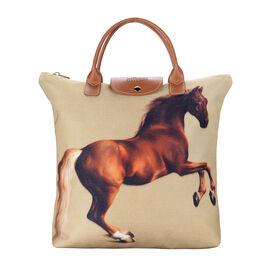 Signare Tapestry - George Stubbs Whistlejacket Foldaway Bag