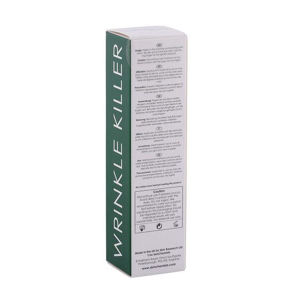 skinChemists: Original Wrinkle Killer Eye Serum 4% - 15ml