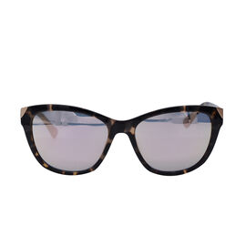 GUESS Square Black Tort Sunglasses