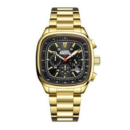 Super Find - VICKERS ARMSTRONGS Limited Edition Hand Assembled Watch in Classique Gold