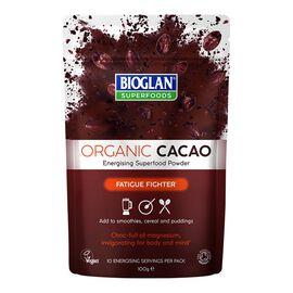 Bioglan Superfoods: Cacao - 100g