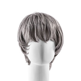 Easy Wear Wigs: Lidia - Dark Grey
