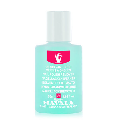 Mavala: Star Top Coat (Gold) - 14ml (With Free Nail Polish Remover - 50ml)
