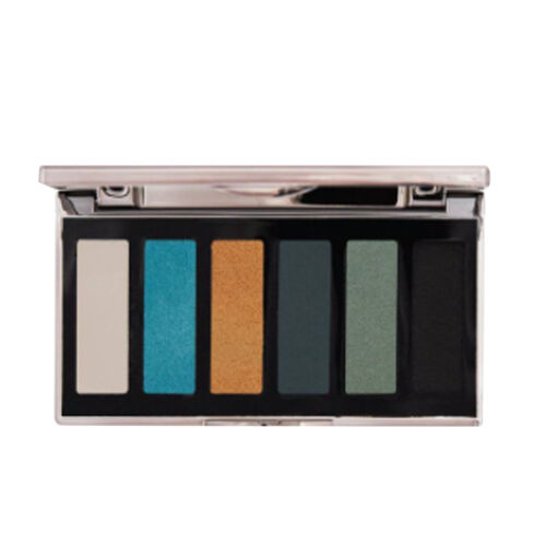 Maelle: Eyeshadow Collection - Hypnotised (Blue) - 6x0.83g