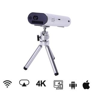Homesmart K4H Mini Portable Projector - Silver