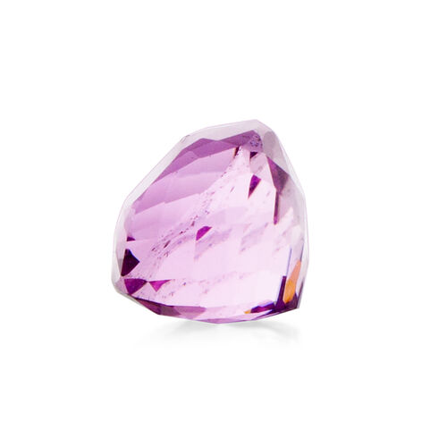 Kunzite (Cushion 13x10 Faceted 3A) 10.010 Cts