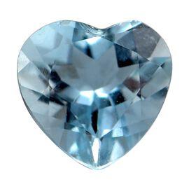 Espirito Santo Aquamarine Heart 6.0mm
