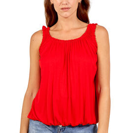 Nova of London Super Soft Balloon Vest in Red (Size up to 18)